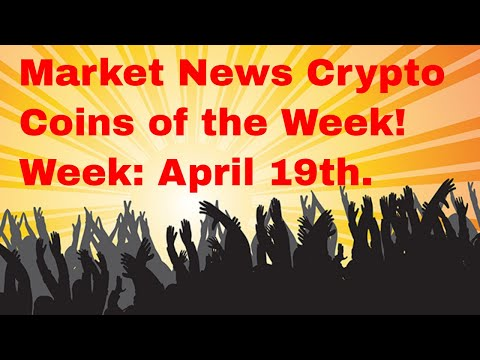 Coins of the Week! News, Verge, Neo, Ont, EOS and MORE!