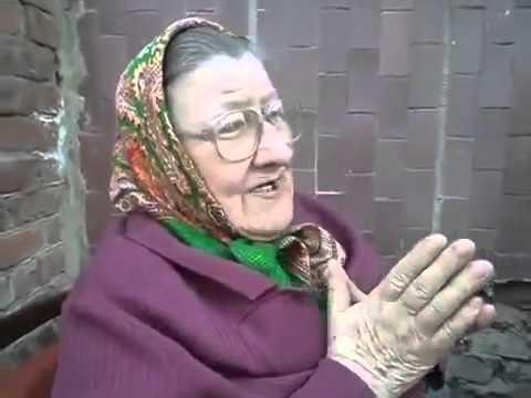 Бабка рассказывает анекдот  Нереальный ржач, смотреть всем!