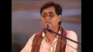 mera geet amar kar do (jagjit singh live ) u/l by anil   - YouTube