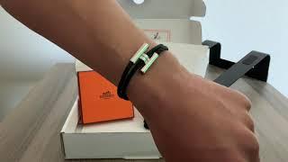 Hermes Tournis Tresse Bracelet Men's Review