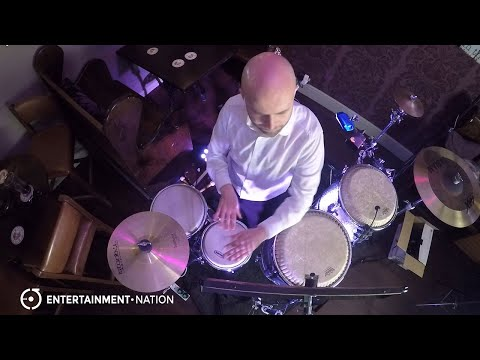 Beat Trix - Live Percussionist/DJ Enhancement