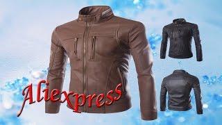 Мужская куртка с Алиэкспресс осень/весна: ожидание и реальность.