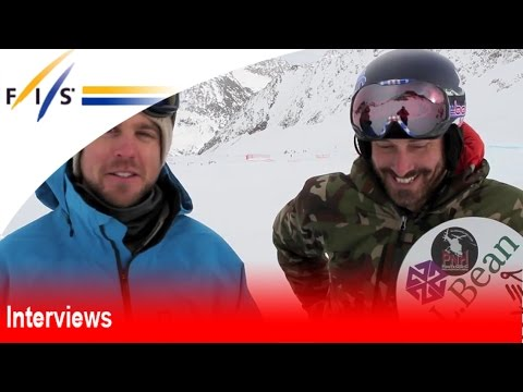 Tag Team Talk with Olympic medallists Alex Deibold and Seth Wescott