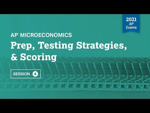 Prep, Testing Strategies, & Scoring | AP Microeconomics