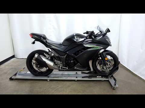 2016 Kawasaki Ninja 300 ABS in Eden Prairie, Minnesota - Video 1