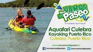 Kayak & Snorkeling Culebra, P.R. - Kayaking Puerto Rico