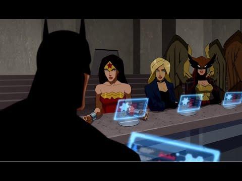 Justicia Joven - La razón de Batman