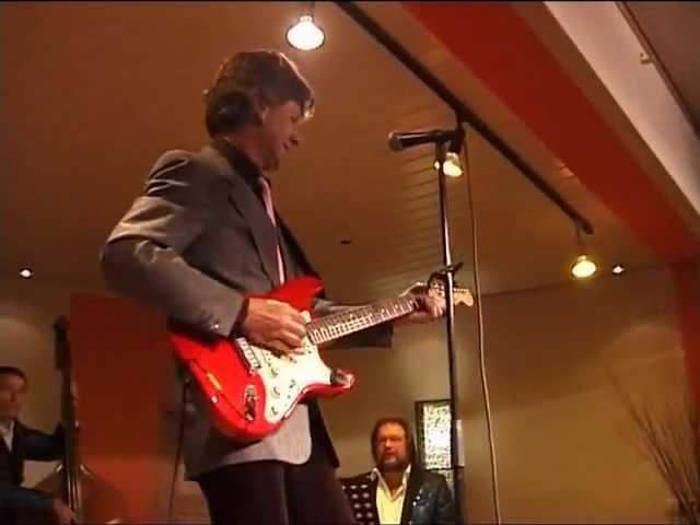 "Mike Berry & the Rockin' Comets – ""Peggy Sue"" Max Emanuel Brauerei – München, 27. Oktober 2011"