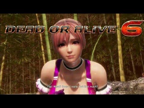 Getting Honoka to B- | Dead Or Alive 6 Live Stream