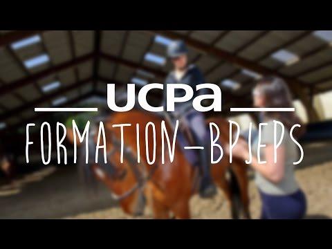 Video Devenir moniteur d'équitation avec UCPA Formation