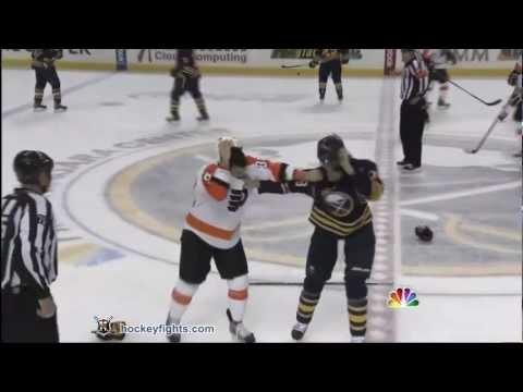 Zac Rinaldo vs Corey Tropp