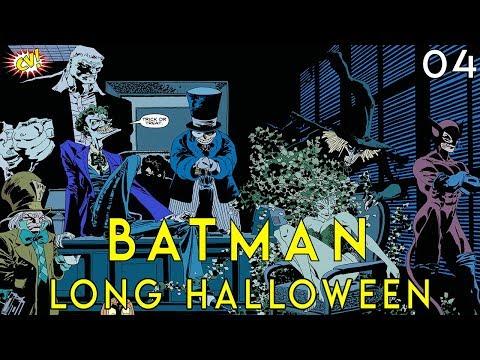 Batman The Long Halloween - 04 || The End || DC Comics in Hindi || #ComicVerse