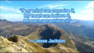 Achievement Quotes - Powerful Quotes About Achievement From Great People
