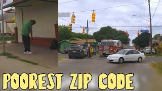 The poorest ZIP Code in San Antonio (78207)