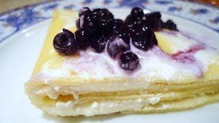 Naleśniki z serem klasyczne i najlepsze