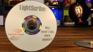 LightScribe: HP