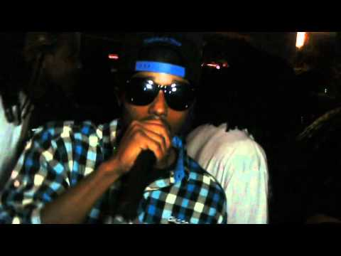 "Strap Daddy Performing ""The real Mack"" Live at Club Chocolate City"