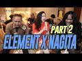 KUHIDUP KARNA CINTAMU - ELEMENT REUNION X NAGITA PART 2 #RANSMUSIC