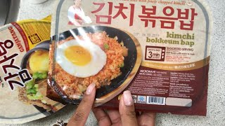 Ăn Thử Cơm Và Canh Xương Heo ăn Liền Của Hàn Quốc Xem Tgế Nào Cùng Marry Phan