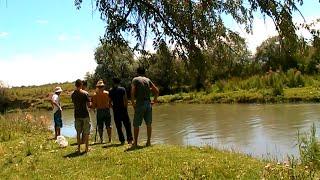 У реки Талас, Тараз, 2009-2012 годы (Джамбул, Сарыкемер, Михайловка, Туймекент, Буденновка)