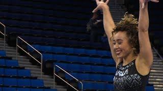 Highlights: No. 1 UCLA women's gymnastics opens season with win over No. 11 Nebraska