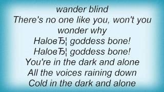Danzig - Halo Goddess Bone Lyrics