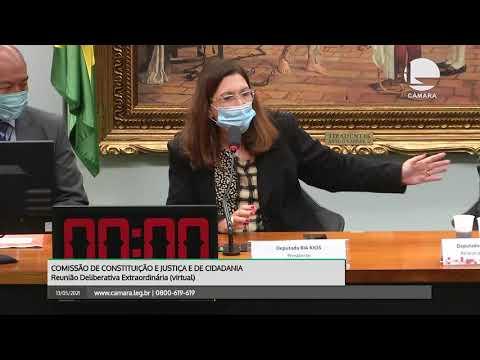 Constituição e Justiça e de Cidadania - Discussão e votação de propostas – 13/05/2021