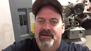 How To Run A Shop Compressed Air Supply System For Less Money