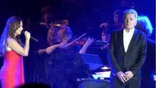 Daniel Lavoie, Helene Segara - Un matin tu dansais (Moscou, 7/03/13)