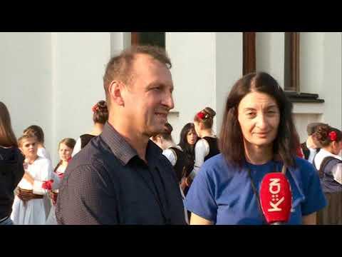 Petrovdanska smotra folklora mlađih ansambala u Saraorcima