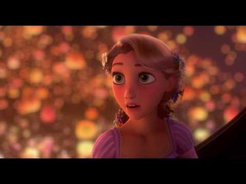 TANGLED | Mandy Moore - I See The Light | Official Disney UK