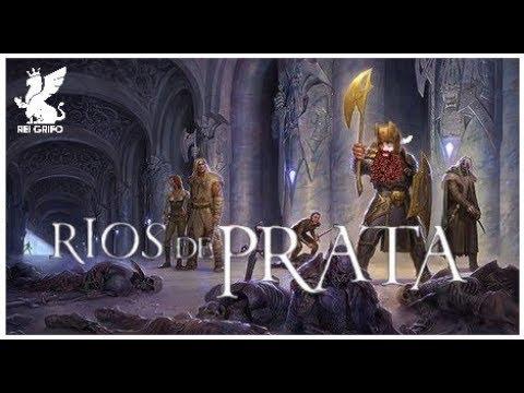 Resenha do Rei Grifo: Rios de Prata