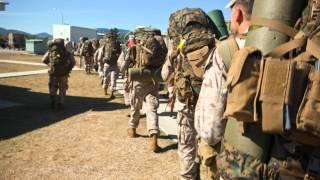 US Marines Tribute 2012 - Bumper of my SUV