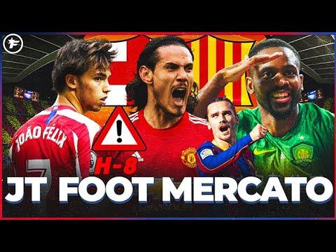 Le FC Barcelone veut du LOURD pour finir son marché   JT Foot Mercato édition de 16h30