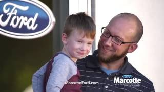 "Marcotte Ford ""It's Time"""