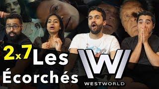 Westworld - 2x7 Les Écorchés - Group Reaction