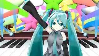 Hatsune Miku - True my heart (FullHigh Quality Mp3 60fps)
