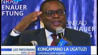 Kongamano kuhusu maswala ya ugatuzi yaanza jijini Nairobi