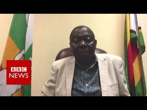 Tsvangirai 'hopeful' after Mugabe's resignation – BBC News