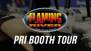 2015 PRI Show – Flaming River