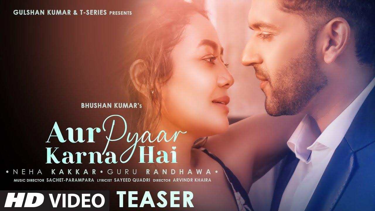 Aur Pyaar Karna Hai Lyrics in English