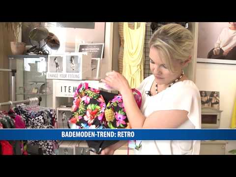 oe24.at & Lingeria Macchiato: Tolle Trends in der Bademode - Retro & sonstige TimeWarps