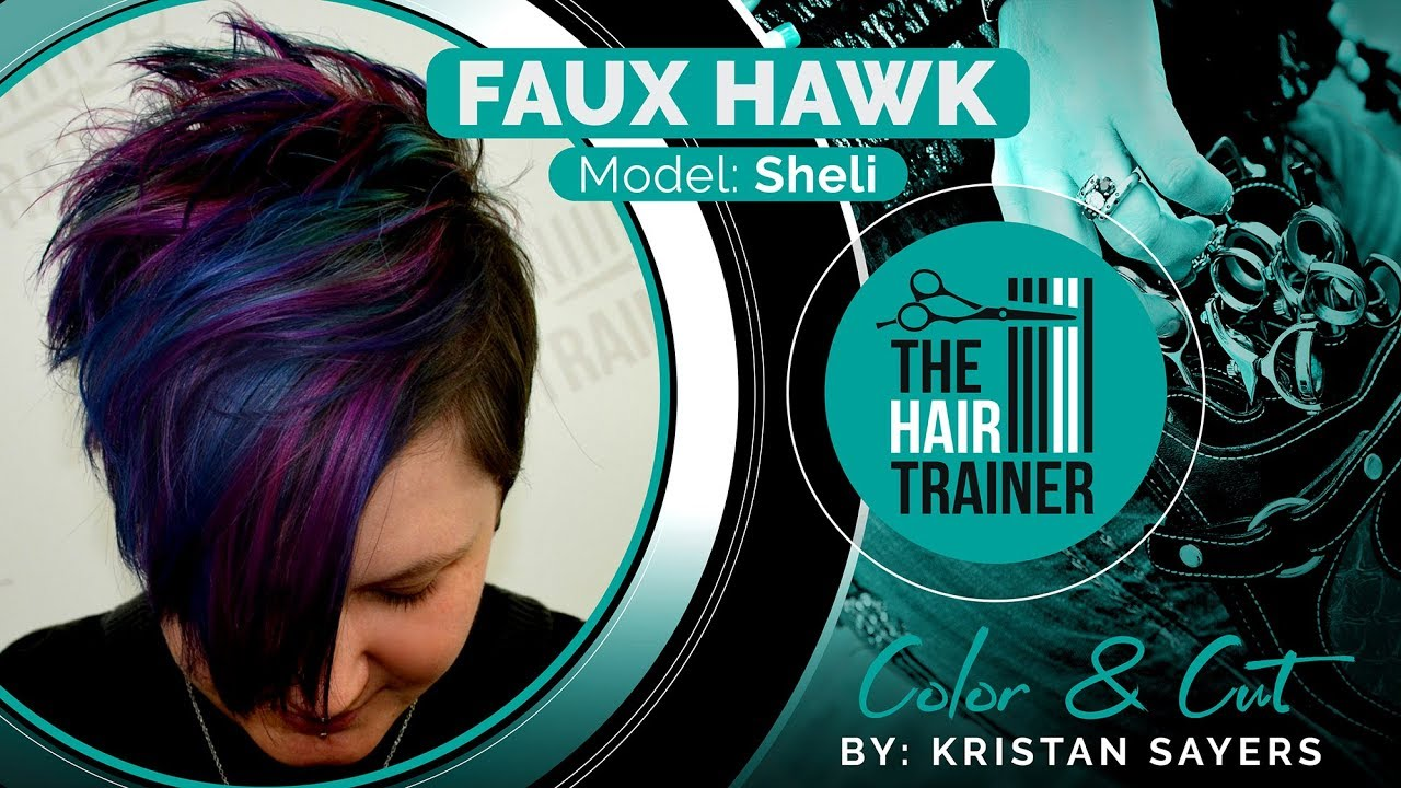 Sheli - Faux Hawk
