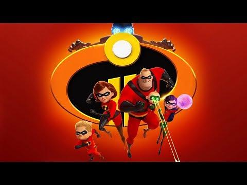 Pozvánka na Incredibles 2 (Úžasňákovi 2)