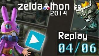Zeldathon FR 2014/Du 11 au 13 juillet —ALBW/TP