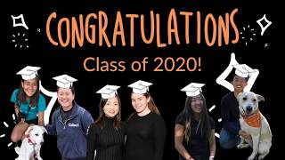 Congratulations to the Caltech Y Graduates 2020!