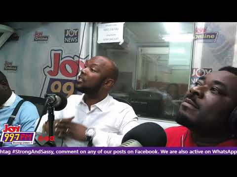 Strong and Sassy on Joy FM (5-9-18)
