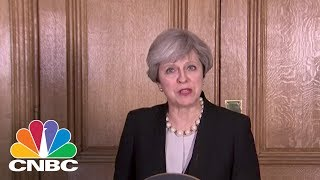 Theresa May Raises Terror Threat Level To 'Critical' | CNBC