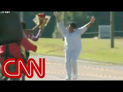 Alice Johnson thanks Trump, Kim Kardashian West