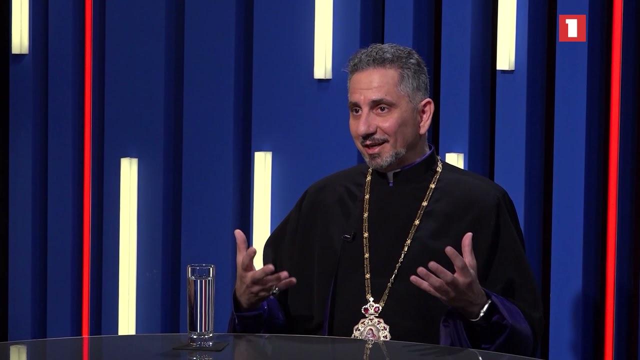 Հարցազրույց Նարեկ եպիսկոպոս Բերբերյանի հետ